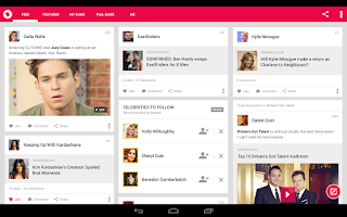 Screenshot of Beamly: TV with friends