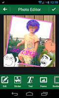 Screenshot of Foto Star