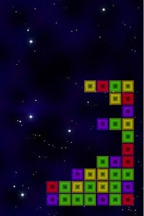 Space Blocks Free - screenshot