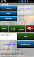 Screenshot of HKKdroid HKK Android telefonra