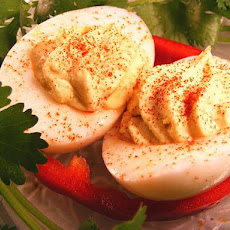 Mom's Deviled Eggs