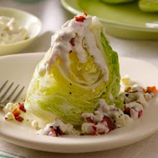Iceberg Wedge with BBT Dressing