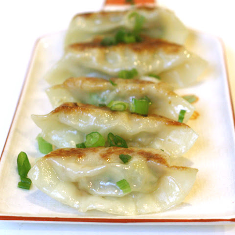 Gyoza Recipe (Japanese Pan-Fried Dumplings)