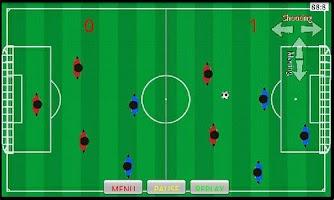 Screenshot of Soccer HS