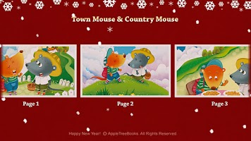 Screenshot of Town Mouse & Country Mouse