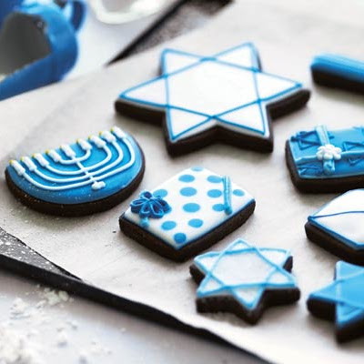 Hanukkah Cookie