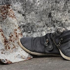 Shoes by Ashwini Dey - Artistic Objects Still Life ( shoes, still life, ashwini dey, object, photography, artistic )