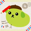 LiveWallpaperAirMailMAME-SHIBA icon