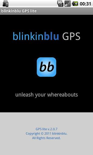 blinkinblu GPS