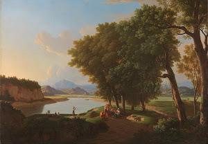 RIJKS: Pieter Rudolph Kleijn: painting 1810