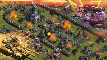 Screenshot of Grand Battle--MMO Strategy:War