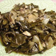 Collard Greens - It's Good for You!