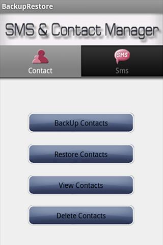 玩免費工具APP 下載短信和聯繫人管理器 app不用錢 硬是要APP