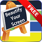 Beautify Your Screen FREE icon