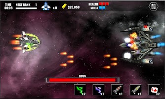Screenshot of Celestial Assault (Demo)
