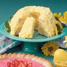 Lemon Angel Cake Recipe