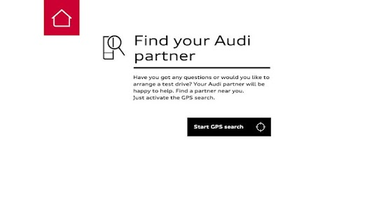 Audi Link IT - screenshot