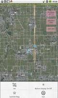 Screenshot of GPS