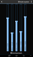 Screenshot of Music Volume Equalizer EQ