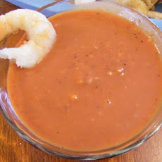 Chilled Spicy Seafood Sauce