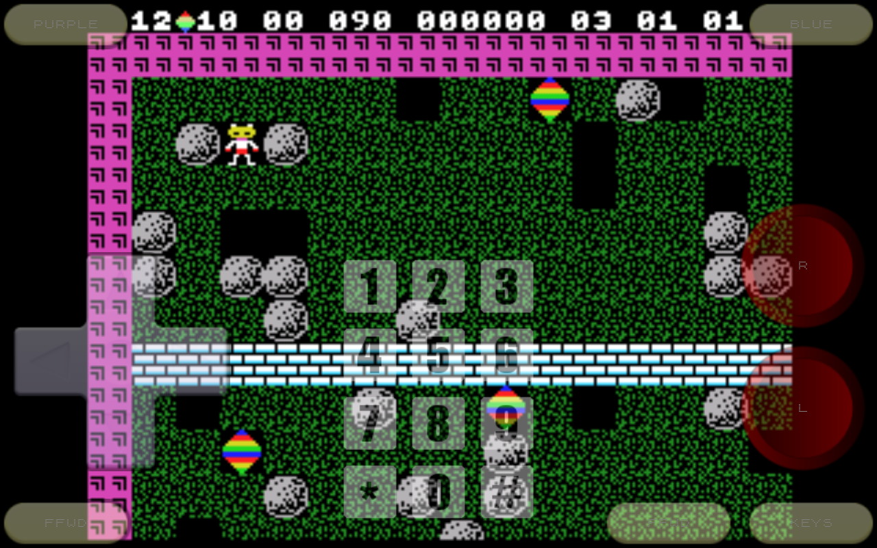 ColEm Deluxe - Coleco Emulator Screenshot 4