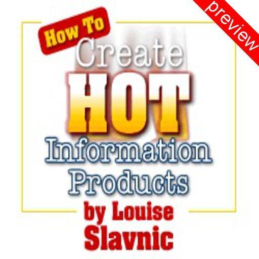 Create Information Products Pv LOGO-APP點子