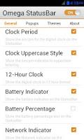 Screenshot of ICS Blue OSB Theme