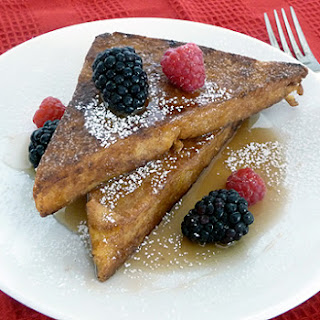 Polenta French Toast