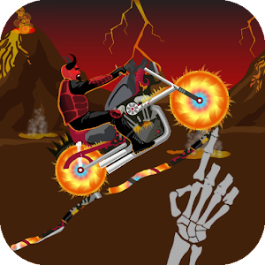 Fire Moto Scribble Race for Android