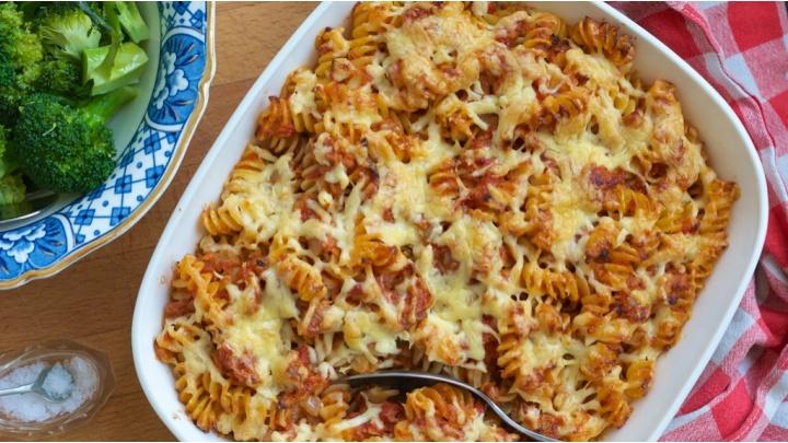 Tuna Pasta Bake Recipe | Yummly