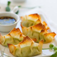 Sweet Pea Pot Stickers