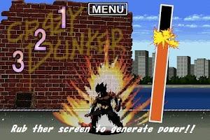 Screenshot of Crazy Dunker