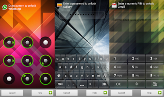 Screenshot of AppLock (Device Guard)