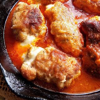 Chicken Parmesan Rollatini Recipes