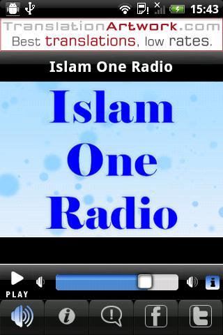 Islam One Radio