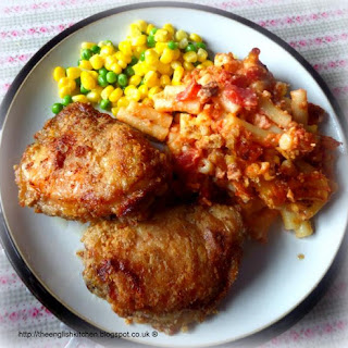 Oven Fried Chicken Flour Recipes