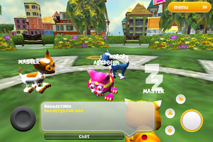Screenshot of Cat Friends