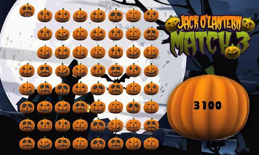 【免費解謎App】Halloween Pumpkin Match 3 Game-APP點子