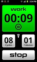 Screenshot of Tabata Pro - Tabata Timer