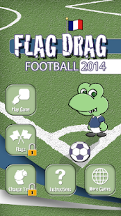Flag Drag 2014 (France) - screenshot