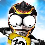 Stickman Downhill Motocross Apk