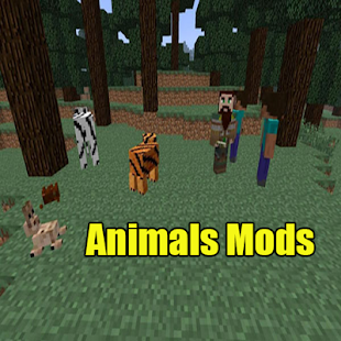 Animals Mods - screenshot