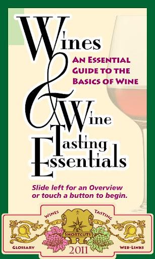 Wine Wine Tasting Essentials