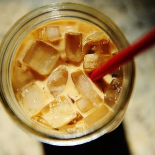 Homemade Flavored Iced Coffee Recipes