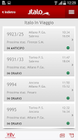 Screenshot of Italo Treno