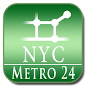 New York (Metro 24) icon
