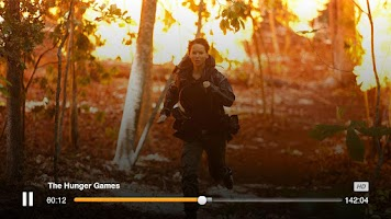 Screenshot of Amazon Instant Video-Google TV