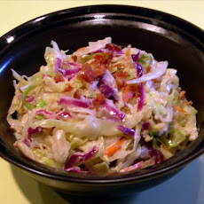 Down Home Hot Cole Slaw for Wurst or Pork