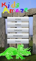 Screenshot of Runic Math