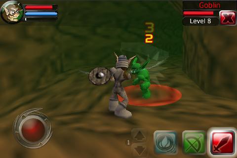Cruse Of Destiny - screenshot
